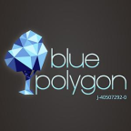 Blue Polygon - C freelancer Venezuela
