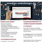 Yc-Webdesign - jQuery freelancer Belgique