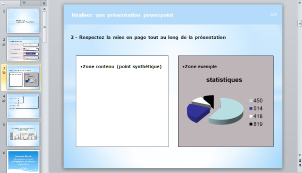 PRESENTATION ON OPTIMIZATION OF THE USE OF POWERPOINT