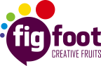 FIGFOOT - Creative fruits for graphic design - Photoshop freelancer Provincia di cosenza