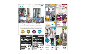 WAK Corporate Design Relaunch