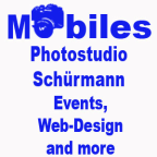 Mobiles Photostudio Schürmann - Photoshop freelancer Mülheim