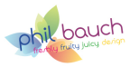 Phil Bauch - freshly fruity juicy design - Allemand freelancer Andalousie