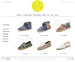 Boutique en ligne Prestashop - ARSENE