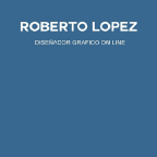 Roberto Lopez - Animation freelancer Valladolid
