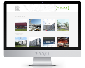 Site web VDDT architectes